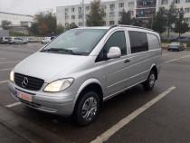 Mercedes Benz Vito 115 ,4x4 , 4 Matic, euro 4,  5 locuri