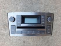 Radio cd mp3, Toyota Avensis, 2007