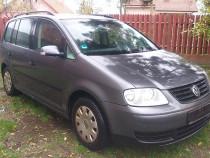 VW Touran 1,6 benzina euro 4