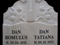 Scris cruci și monumente funerare