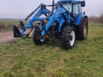 Tractor New Holland 125cp