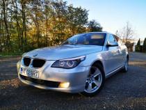 Bmw seria 5 e60 lci facelift 163cp