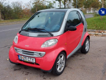 Smart Fortwo- City Coupe-Automat