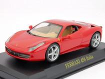 Macheta Ferrari 458 Italia 2010 - Altaya 1/43