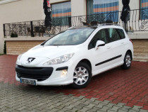 Peugeot 308 7locuri 1,6 HDi panoramic