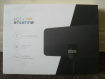 Antena HDTV 1080p/DTV/VHF/UHF/DVB-T2