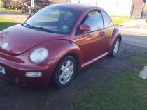 Vw beetle 2.0 benzină înmatriculat.