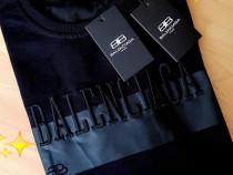 Bluze Balenciaga import Italia logo brodat,new model