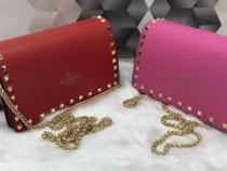 Genti firmă new model accesorii metalice aurii saculet inclu