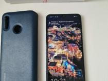 Telefon Huawei P Smart 2019 ,folie fata/spate si husa flip