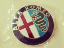Emblemă capotă/portbagaj Alfa Romeo 74 mm (7,4 cm)