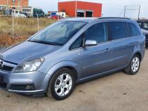 Opel Zafira 1.8 benzina 140 cp 7 locuri