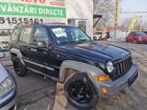 Jeep Cherokee,4x4,2.8 Diesel,2005,Finantare Rate
