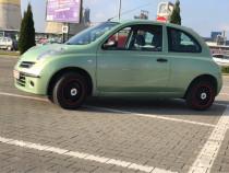 Nissan micra~impecabil~kilometri realii!