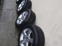 Vw Audi Seat Skoda Mercedes Jante cu Anvelope Iarna