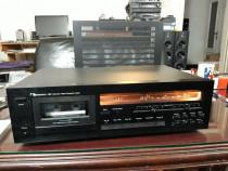 Caset Nakamichi 482 (3 capete) CD player+ caset Tascam profi