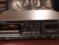 CD player + casetofon Tascam CD-A500 profi