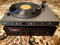 Receiver UHER UR-3600 si pick-up BENYTONE MP-3200