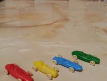 Jucarii vechi, miniaturi set 4 masinute