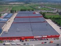 Spatiu industrial de inchiriat 1100 m2 zona barabant