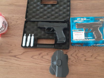 Pistol airsoft walther p99 dao 4 joules