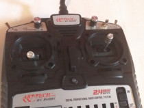 Telecomanda radio drona Digital Proport.Radio,Art Tech
