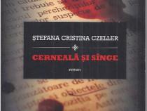 Stefana Cristina Czeller - Cerneala si sange SF