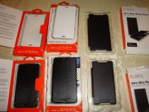 Huse telefon Sony Z3 / Z3 compact / Z5 / Z5 compact negru /