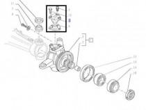 Pivot axa fata tractor Case IH, Fiat, Ford, NH 5137239