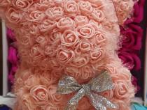 Cadoul Perfect ursuleti din flori