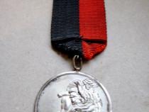 B935-I-Medalia S.S. M. Resita 03 11 1929 Cl. 3 a. Samson-Leu