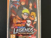 Joc PSP Naruto Shippuden Legends Akatsuki Rising