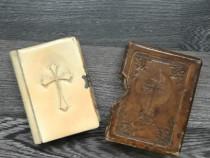Carte veche religie 1856 psaltirea imparatului david