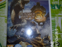 Monster Hunter 3 Nintendo Wii
