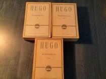 Mizerabilii de Victor Hogo 3 volume