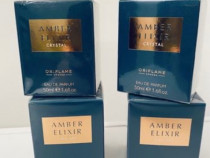 Amber Elixir Crystal apa de parfum 50ml