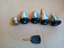 Încuietoare, butuc cu cheie ford transit mk6 2000-2006