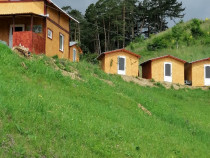 Construcții cabane