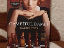 Gambitul damei-Walter Tevis (romana)