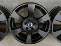 "Jante SEGIN black 17"" 5x108 Volvo XC60 XC70 XC90 XC40"