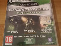 PS3 Tom Clancy's Splinter Cell Trilogy HD Edition