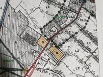 Teren 4000 mp pt construcții Negresti-Oas disponibil
