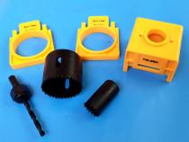 Set CAROTE (25-54 mm) pentru lemn, incuietoare usi - TOLSEN