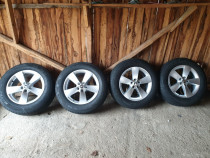 Set jante originale Skoda Kodiak 17'