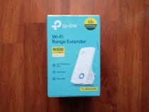 Wireless range extender tp-link tl-wa850re, 300 mbps ,,nou,,