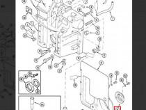 Semering OEM CNH 1995122C1 65x87x17