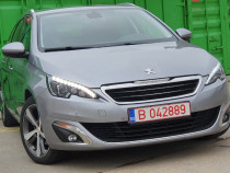 Peugeot 308 SW Allure 1.6 HDI 120 cp Euro 6