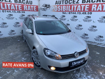 Volkswagen golf vw golf 6 fab 2010 benzina rate