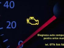 Diagnoza Auto Orice Marca (Vw Audi Bmw Mercedes Toyota Opel