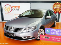 Volkswagen Passat CC BlueMotion Tech